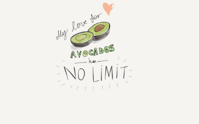 My love for avocados
