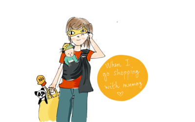 The Little Traveller 4 – Shopping